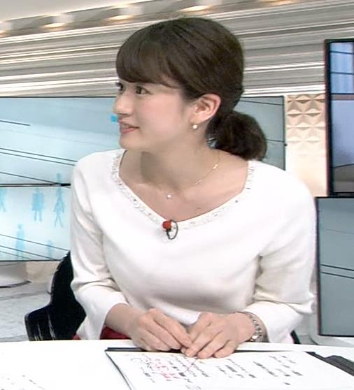 宇内梨沙 ポニーテールキャプ画像(エロ・アイコラ画像)