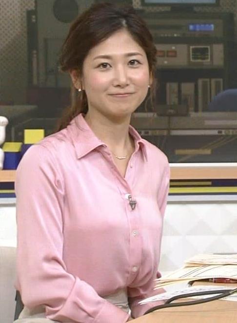 桑子真帆 うっすらおっぱいが透けてる?キャプ画像(エロ・アイコラ画像)
