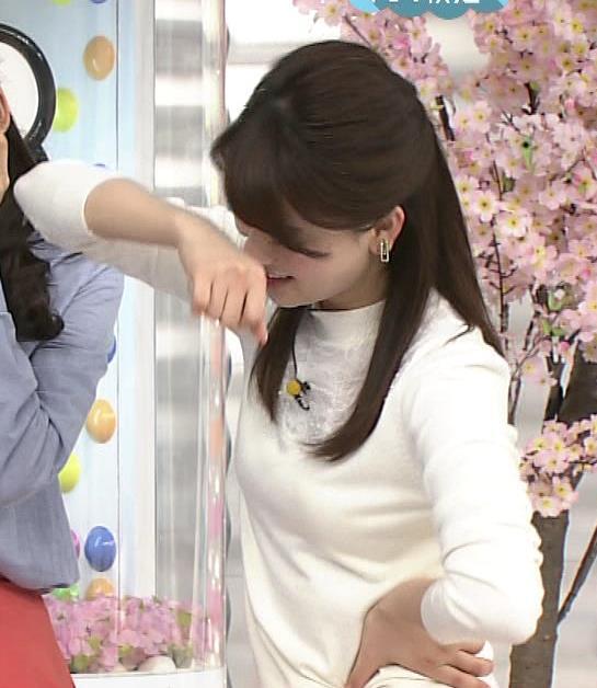 郡司恭子 胸のふくらみエロいキャプ画像(エロ・アイコラ画像)