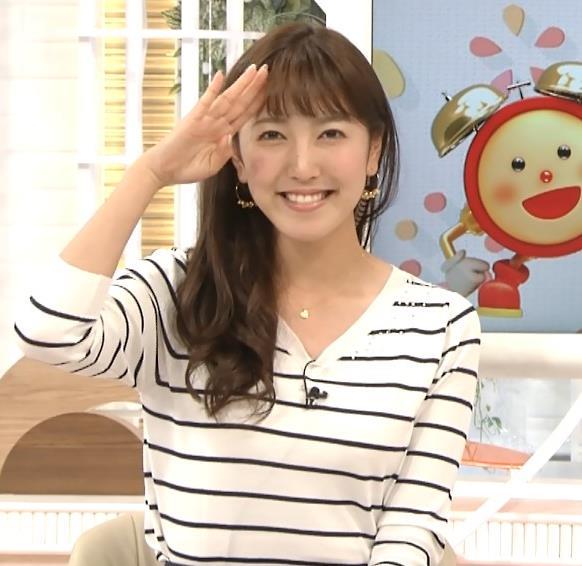 小澤陽子 太もも画像4