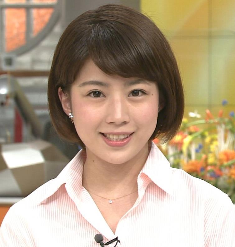 田中萌 テレ朝のかわいい系女子アナキャプ画像(エロ・アイコラ画像)