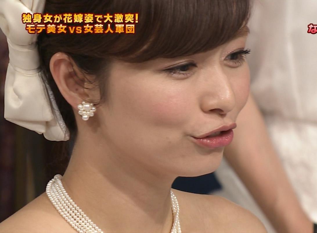 伊藤綾子 セクシードレス画像2
