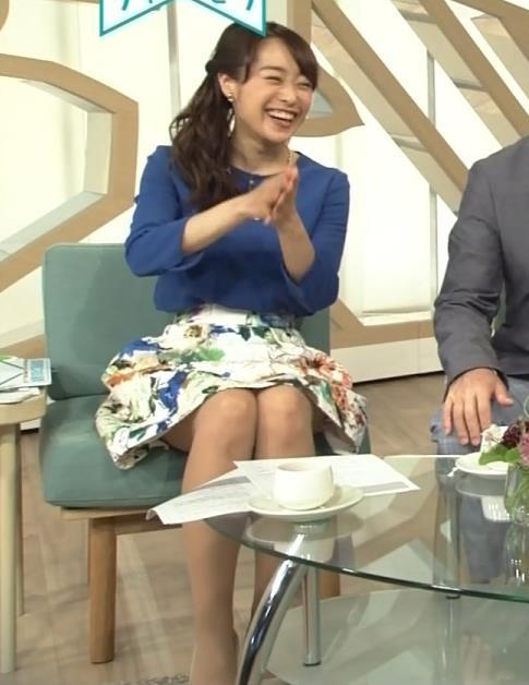片山千恵子 スカートの裾から太ももチラリ 【サキどり↑】キャプ画像(エロ・アイコラ画像)