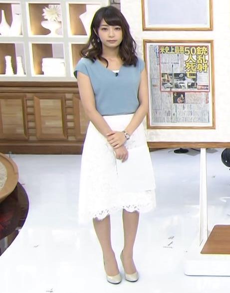 宇垣美里 横乳画像2