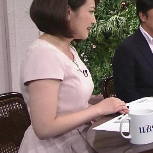 相内優香 安定の巨乳横乳キャプ画像(エロ・アイコラ画像)