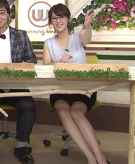 女子アナ美脚キャプ画像まとめキャプ画像(エロ・アイコラ画像)