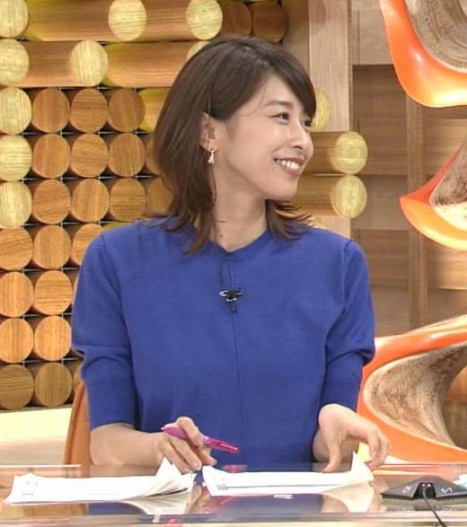 加藤綾子 「スポーツLIFE HERO'S」キャプ画像(エロ・アイコラ画像)