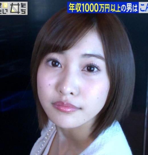 佐野ひなこ ショートカットでかわいい表情(金曜日の聞きたい女たち)キャプ画像(エロ・アイコラ画像)