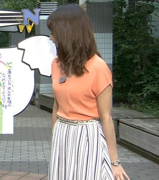 宇垣美里 あさチャン!キャプ画像(エロ・アイコラ画像)