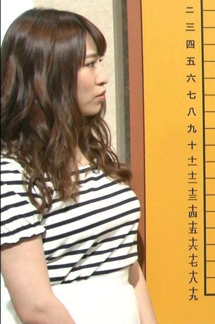 戸島花 囲碁番組で巨乳強調の元AKBキャプ画像(エロ・アイコラ画像)