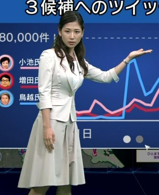 桑子真帆 ウエストが細くておっぱいが大きく見えるキャプ画像(エロ・アイコラ画像)