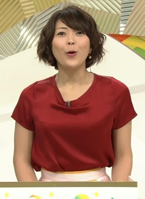 大成安代 胸のふくらみキャプ画像(エロ・アイコラ画像)