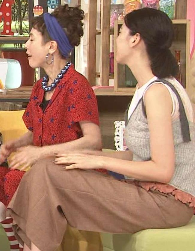 三吉彩花 美人モデルの横乳キャプ画像(エロ・アイコラ画像)