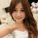 台湾の美少女栄養士 Remin-高敏敏 自分撮り画像