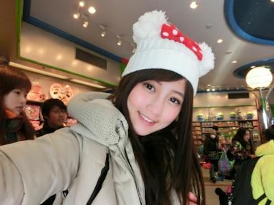 台湾美少女栄養士 Remin-高敏敏 自分撮り画像 5