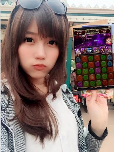 台湾美少女栄養士 Remin-高敏敏 自分撮り画像 6