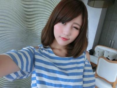 台湾美少女栄養士 Remin-高敏敏 自分撮り画像 11