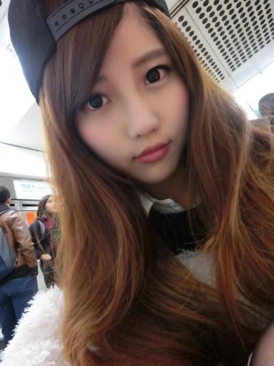 台湾美少女栄養士 Remin-高敏敏 自分撮り画像 12